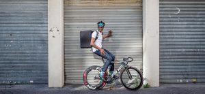 plateformes et services de livraison à vélo