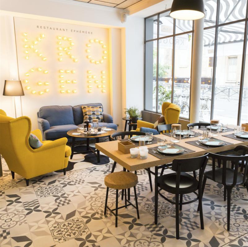 Restaurant concept food Krogen ikea
