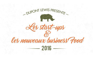 start up et nouveaux business food