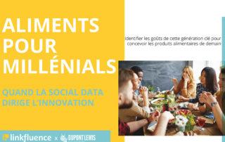 Etude : Aliments pour millenials